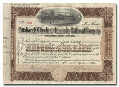 Pittsburgh, Wheeling and Kentucky Railroad Company