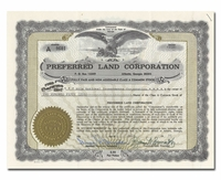 Preferred Land Corporation