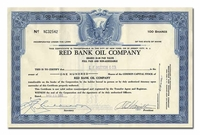 Red Bank Oil Company