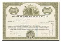 Richards Aircraft Supply Co., Inc.