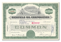 Richfield Oil Corporation