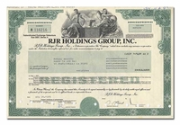 RJR Holdings Group, Inc.