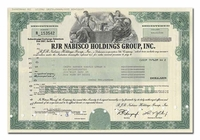 RJR Nabisco Holdings Group, Inc.