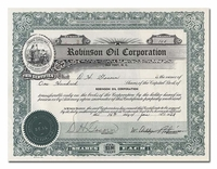 Robinson Oil Corporation