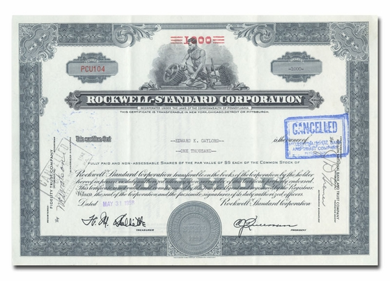 Rockwell Standard Corporation