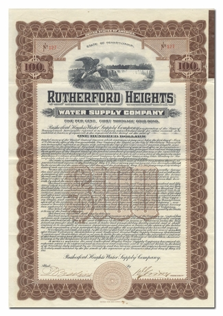 Rutherford Heights Water Supply Company