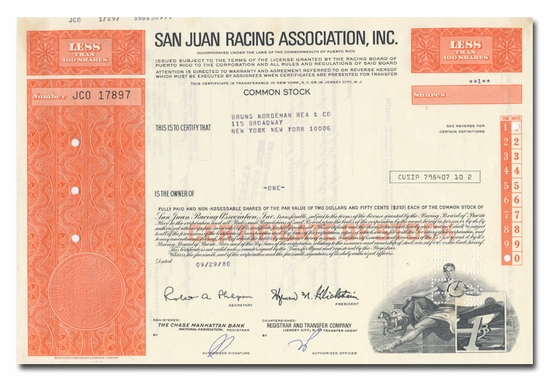 San Juan Racing Association, Inc.