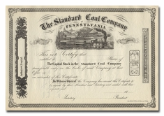 Standard Coal Company of Pennsylvania