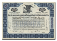 Standard Commercial Tobacco Company, Incorporated