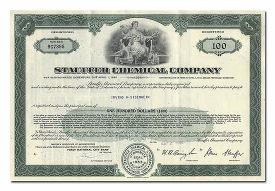 Stauffer Chemical Company