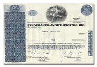 Studebaker-Worthington, Inc.