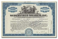 Supervised Shares, Inc.