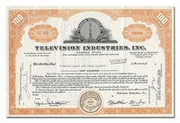 Television Industries, Inc.