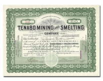 Tenabo Mining and Smelting Company
