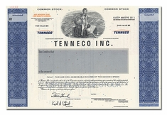 Tenneco, Inc. (Specimen)