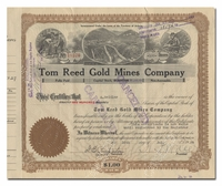 Tom Reed Gold Mines Company (Arizona)