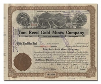 Tom Reed Gold Mines Company