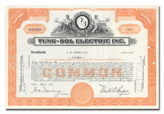 Tung-Sol Electric Inc.