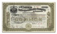 United Railways & Electric Company of Baltimore