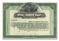 Utica & Mohawk Valley Railway Company