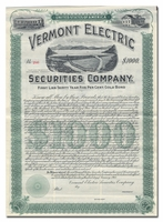 Vermont Electric Securities Company