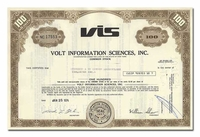 Volt Information Sciences, Inc.