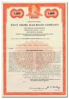 West Shore Railroad Company