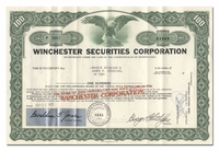Winchester Securities Corporation
