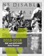 2015-2016 Daily Planner