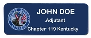KEEP Chapter (Blue) Magnetic Badge