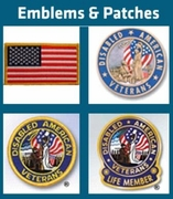DAV  Emblems & Patches