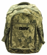 Digital Camouflage Laptop Backpack