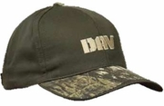Made in the USA Mossy Oak Camo Hat
