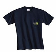 Navy Pocket T-Shirt