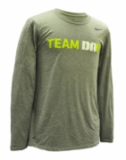 Team DAV Long Sleeve Performance Tee