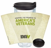 Tervis Tumbler 24oz DAV:KEEPING THE PROMISE