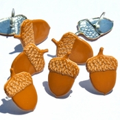 Acorn Brads by Eyelet Outlet - Pkg. of 12