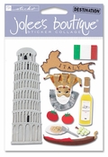 Destination Sticker Collection Italy by Jolee's Boutique