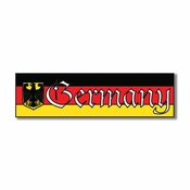 Germany Title Topper Laser Cut - 12