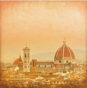 Italy Collection Il Duomo 12 x 12 Scrapbook Paper by Paper House Productions