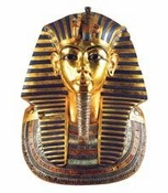 King Tut's Mask Mini Die-Cut by Paper House Productions