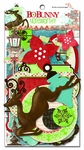 Blitzen Collection Noteworthy Die-Cut Designs by BoBunny - Pkg. of 25