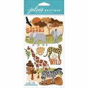 Safari Grande Scrapbook Embellishment by Jolee's Boutique