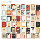 """Say Cheese Collection 3"""" x 4"""" & 4"""" x 6"""" SN@P! Cards by Simple Stories"""