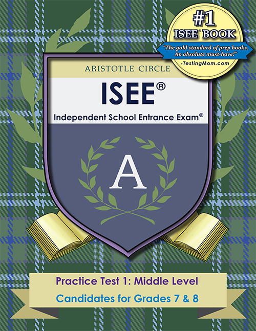 isee essay prompts upper level