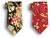 Food Themed Uniform Ties | Restaurant Necktie