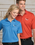 High Performance Short Sleeve Polo