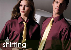Uniform pants for ladies and traditional business trousers.