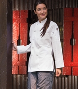 Sedona Women's Chef Coat