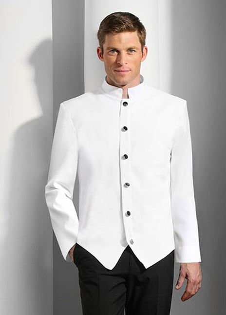 6 Button Stewards Jacket Is Great For A Waiter And Perfect